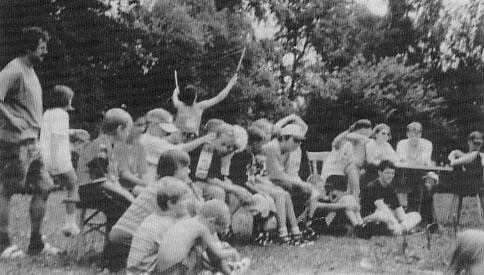 Jugendfreizeit 1993 in Hettingen