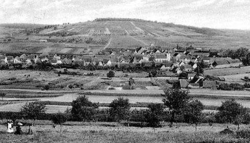 Uettingen um 1910